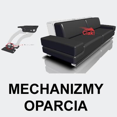mechanizmy meblowe na oparcia